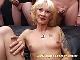 skinny stepmoms first gangbang