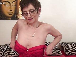 Granny herself...