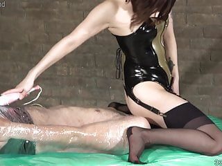 Femdom and Sherry Facesitting Japanese Punishment