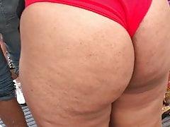 Jiggly FPS: Candid Voyeur Beach Ass (HD High Frame Rate)