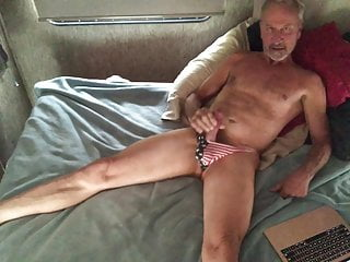Watching porn in the RV park