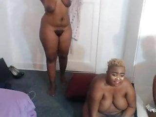 African bbw...