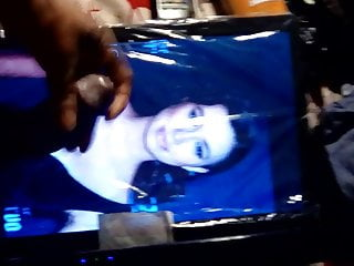My Other Half Ebony W.D. Cumtribute For Christian Serratos