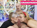 Grandparents Reunite with their lost Stepdaughter
