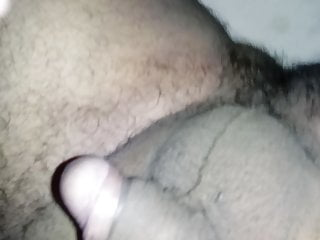 My dick and my ass