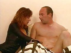 Femme qui  aime le sexe