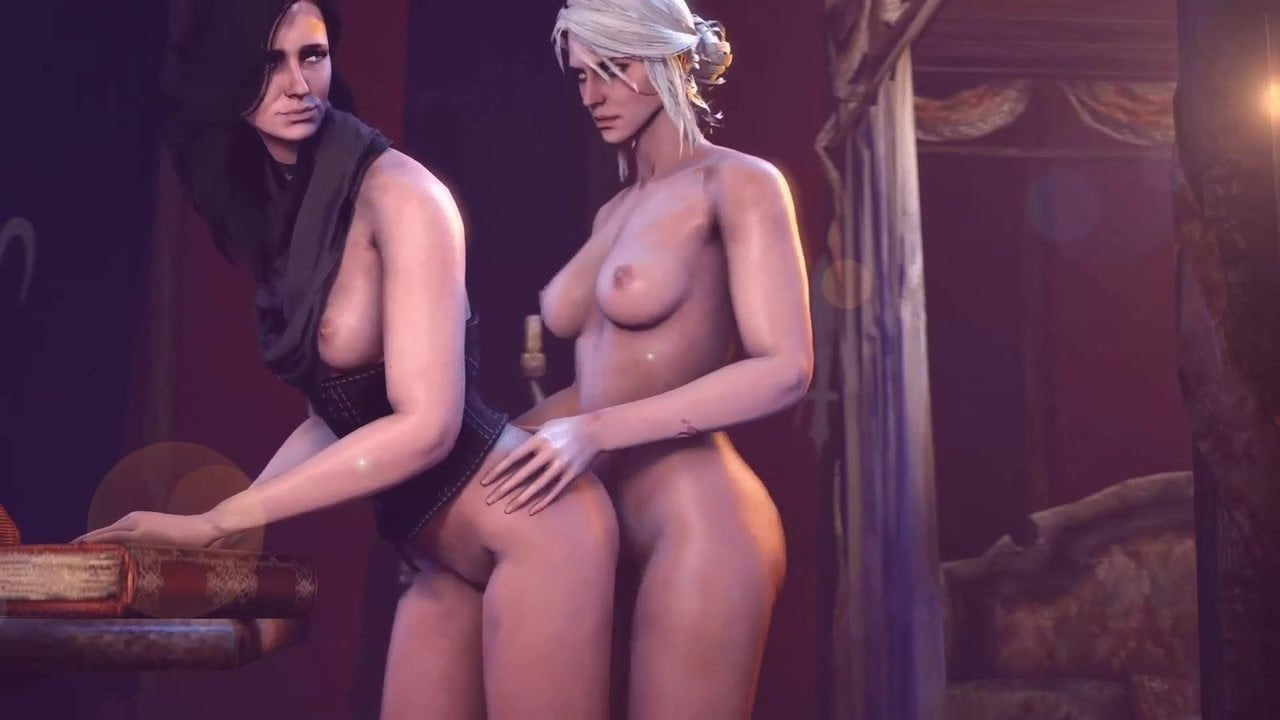 Lesbian Seduction The Pool