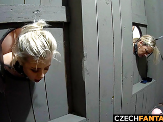 MILF Czech Girls Tied Up and Fucked