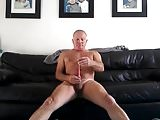 daddy with his dick and a sex toy