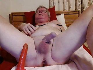 سکس گی Mature Granddad Strokes mature gay (gay) masturbation  hd videos fat  daddy