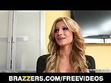 Brazzers - Two hot & mean brunettes initiate their roomate