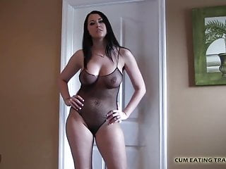 I will make you my cum eating slave
