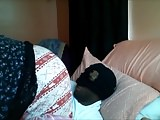 Ebony BBW Face Fart