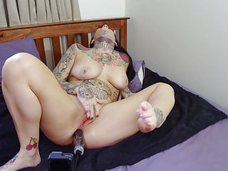 Fuckmachine anal...