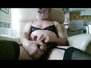 grandpa in lingerie