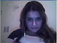 cute turkish arab girl