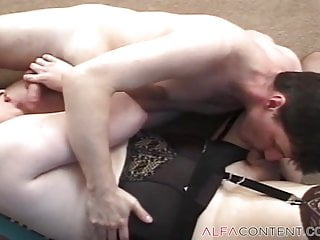 Fucked by skinny dude...