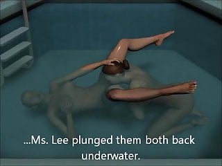 3 underwater...