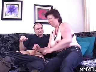 Seine Frau ist unzufrieden
