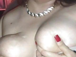 Slut and takes a cumshot...