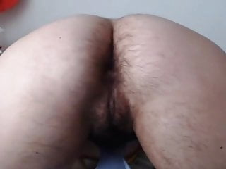 Hairy cunt...