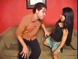 Brazilian Midget Melissa Fucked by Young Guy xLx