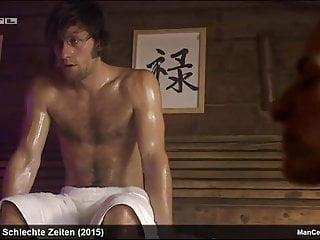 Merlin leonhardt shirtless movie scenes...