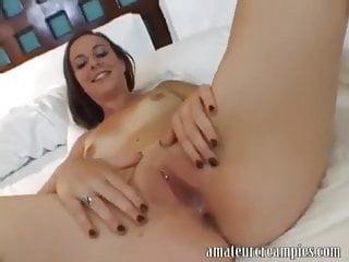 Amwf summer rae american woman brunette love sex...