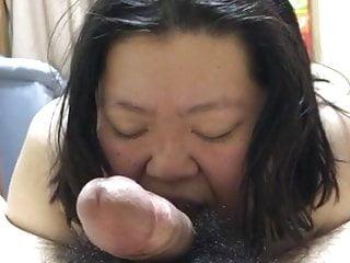 Slut bbw yuka blowjob 01...