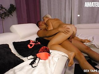 SexTapeGermany - German Wife Gina Blonde Goes Wild On Cam