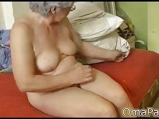 Naked Footage OmaPasS Hairy Grandma  Showoff
