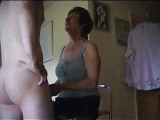 Granny-as-Domina