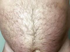 Daddy Hunk Fuckin' My Nude Lad Booty Pt1