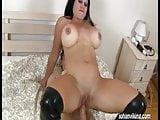 Swedish pornstar Sanna Rough fucked in the ass!
