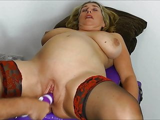 Toys squirting fisting fucking creampie...