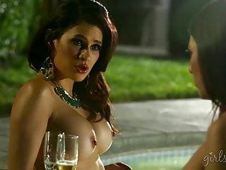 GirlsWay India Summer Shyla Jennings Vanessa Veracruz S