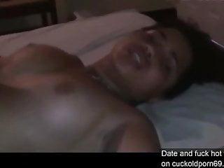 Black Lover Screaming in Pleasure Orgasm
