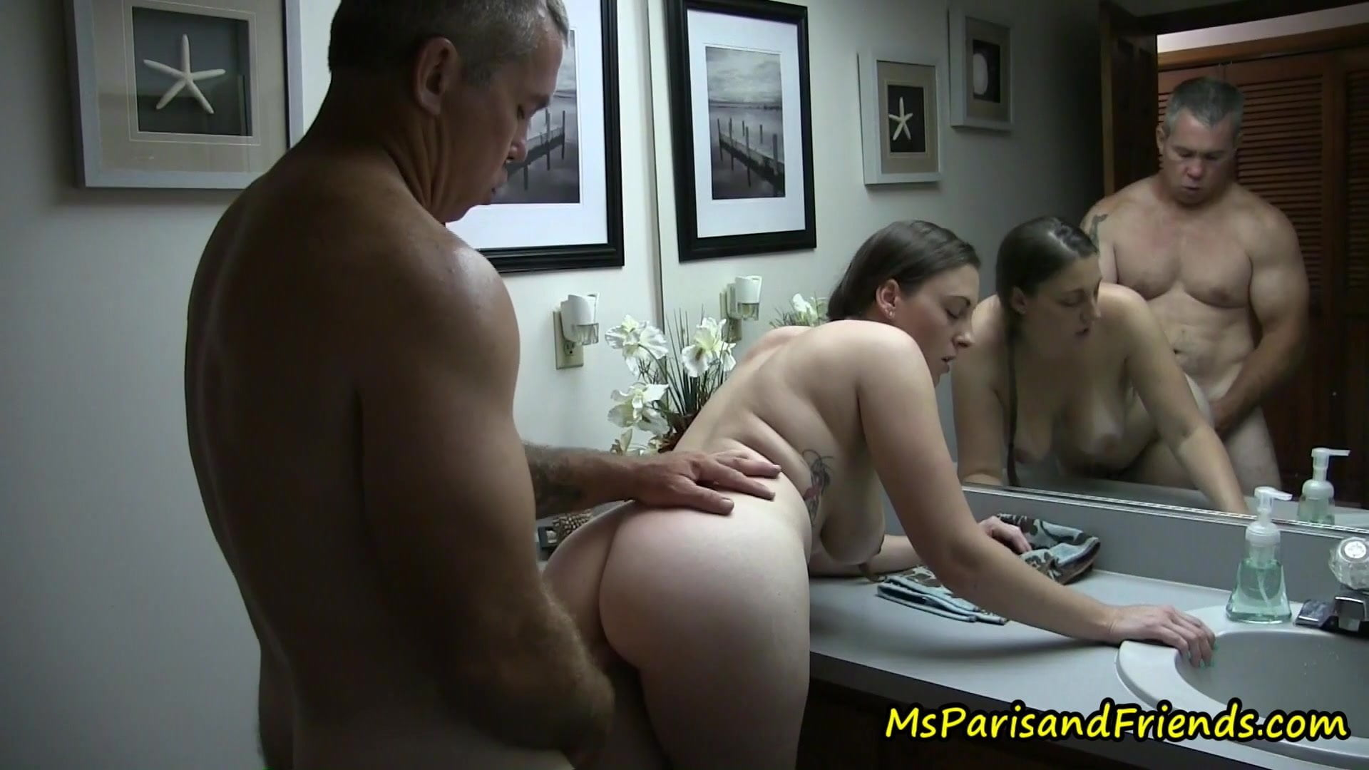 Latina Playing Her Pussy