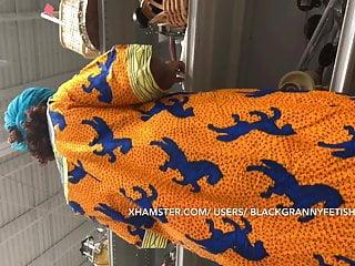 From the motherland African Milf Upskirt