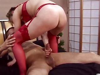 Dirty talking slut...