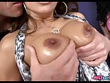 Fucking these Big MILF Tits