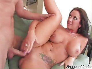 Hot milf gets pounded...
