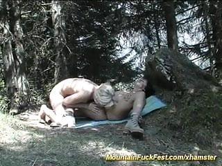 lesbian mountain sex