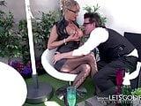 Deutschlands Anal Milf fickt Outdoor mit Pornostar