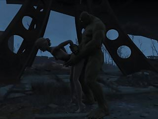 Fallout 4 5 supermutant...