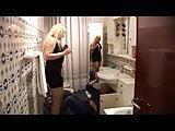 hidden cam girl gving hand job