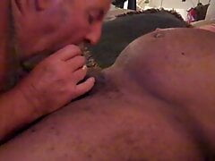 Eating and fucking delicious ass and blowjob.