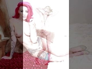 Naked Tattooed British Babes