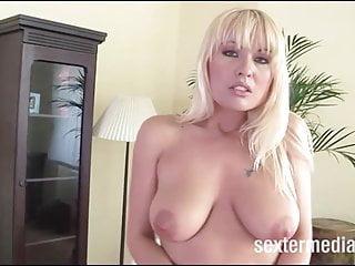 Sexgeile Blondine