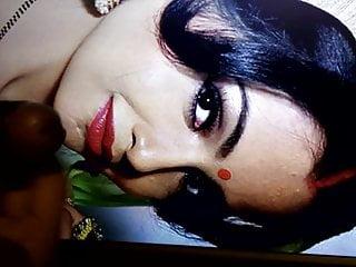 cum on sexy randi bhabi subhangi atre face